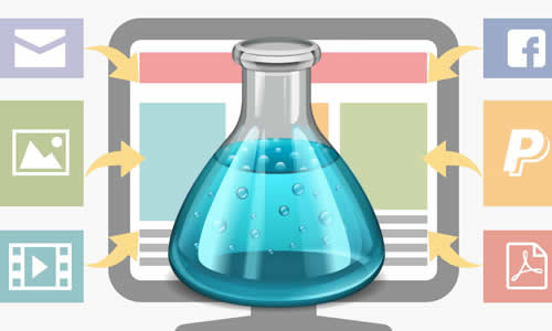 Web Design all science subjects