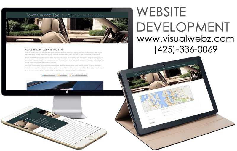 Seattle Taxi Website
