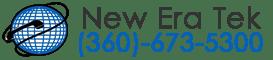 Clark County Website Design - New Era Tek Logo