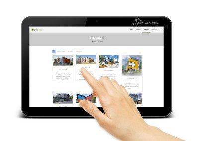 Seattle Web Design -Property Management web design