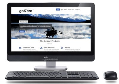 E-Commerce Website – Fishing Products