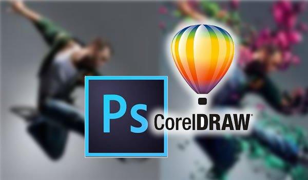 Auto Finance Calculator >> Photoshop vs CorelDraw - Seattle Website Design