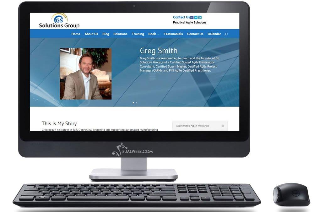 Bellevue WA Website Design GS Solutions