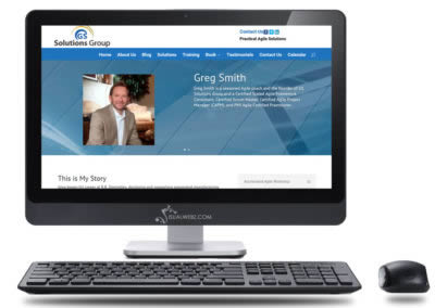 Bellevue WA Website Design GS Solutions