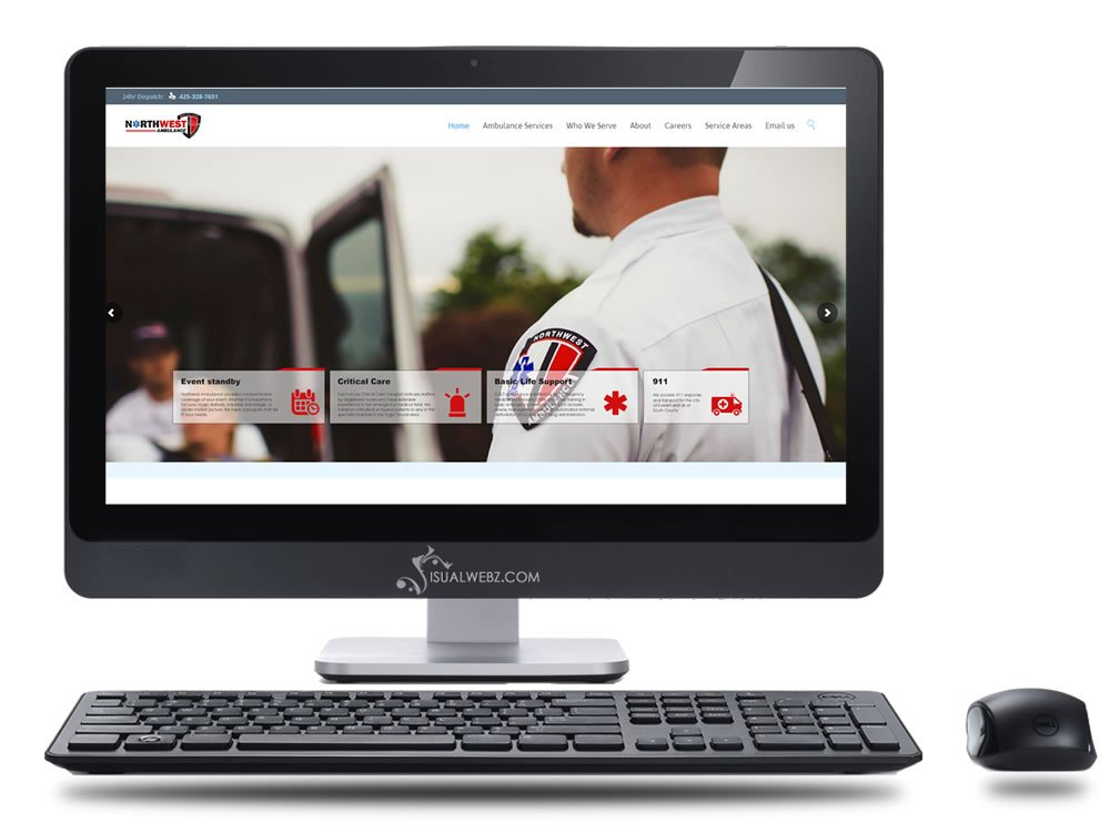 visualwebz-visualwebzcom-Norwest-ambulance-website-design