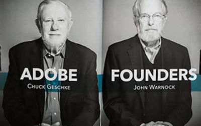 History of Adobe