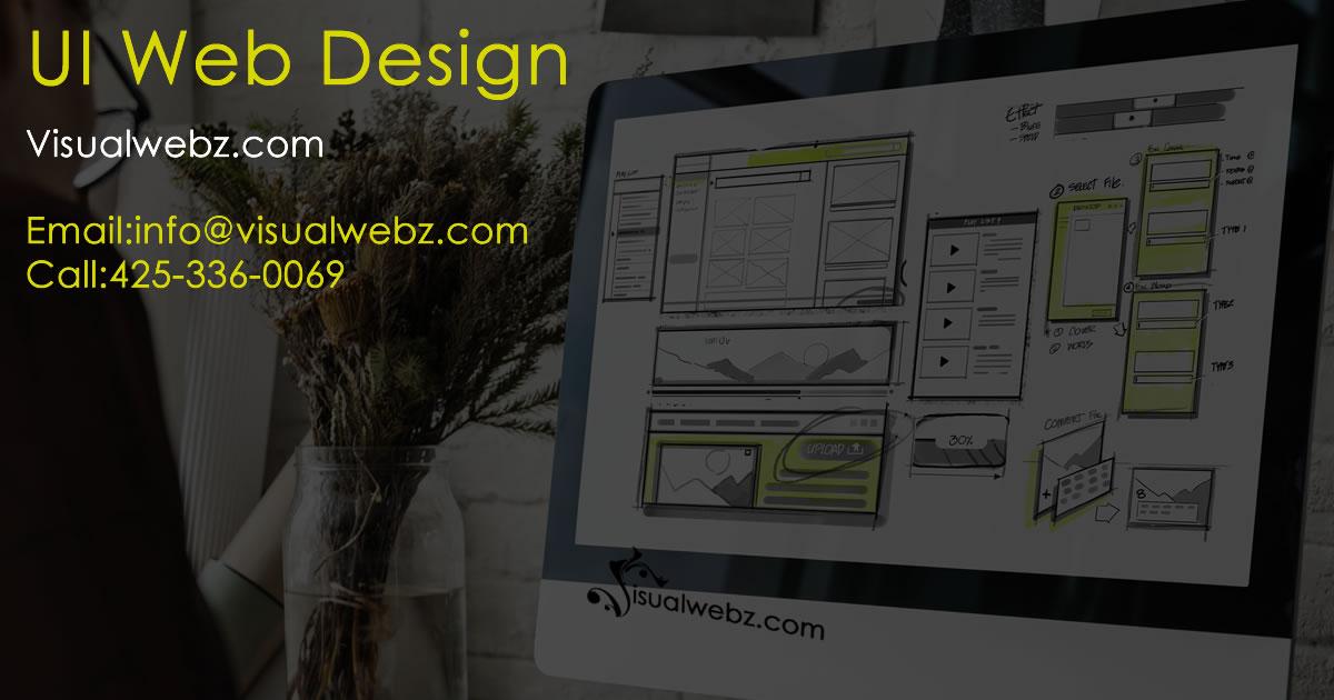 UI Seattle Web Design