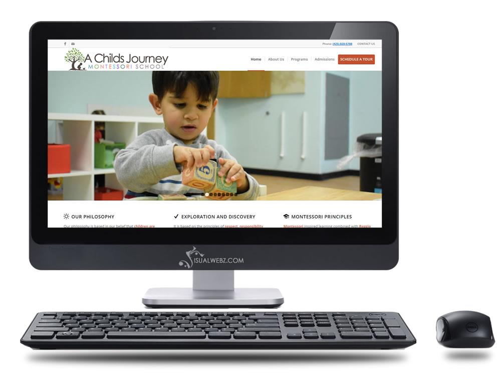 montessori-school-website