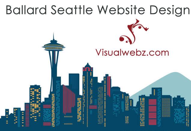 Ballard Website Design - Web design - Tel:425 336 0069