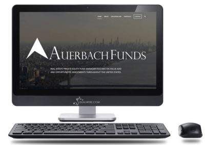 NY Funds Website Design