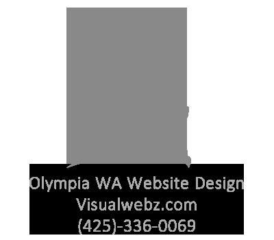 Olympia website design