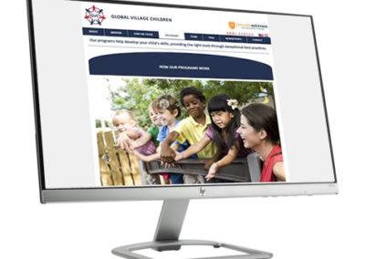 WordPress Website Design GVC