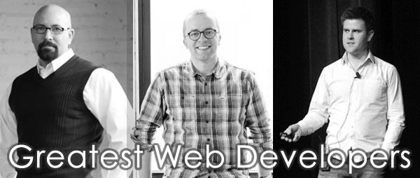 Greatest Web Developers