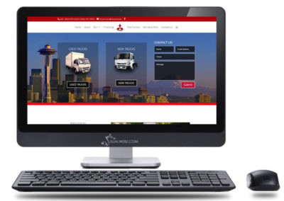 Seattle Web Design Project