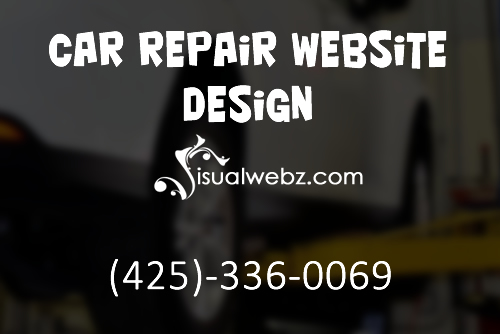 Car Repair Website