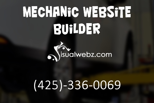 Mechanic Website Builder