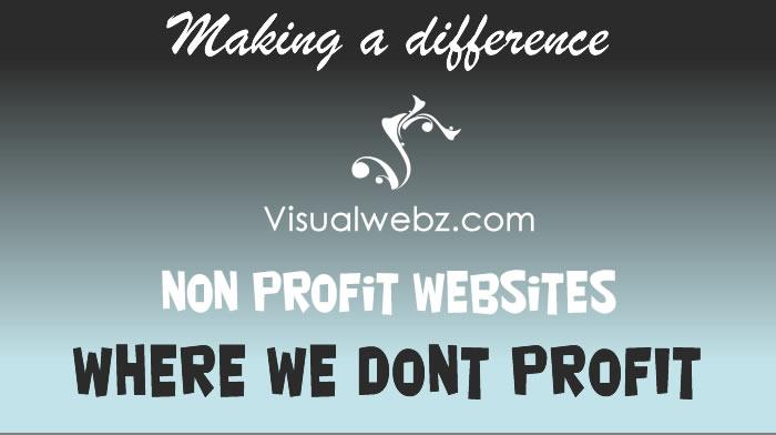 Non Profits Website Design