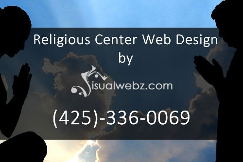 Religious Center Web Design