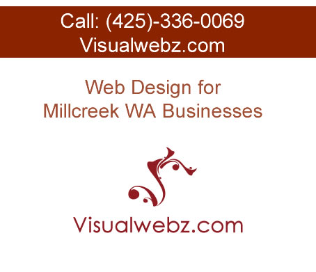 Web Design Mill Creek