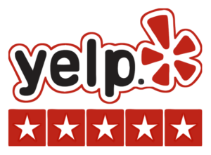 yelp logo 22 300x221 - Website Design Testimonials