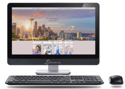 Bellevue Healthcare Web Design
