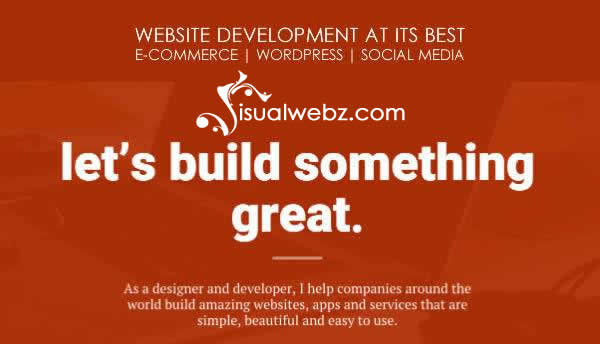 Seattle Web Design Visualwebz - Visualwebz Seattle Web Design