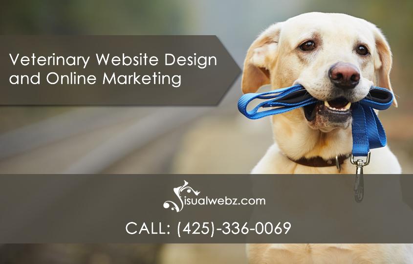 Vet Website Design Services