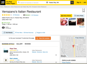 Yellow Pages 300x221 - Google Reviews vs Yelp
