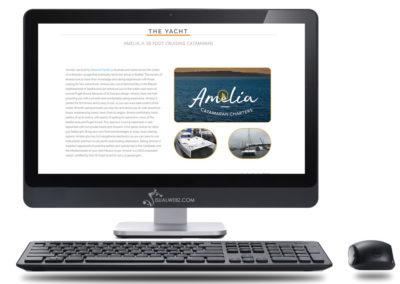cruise-boating-website-design