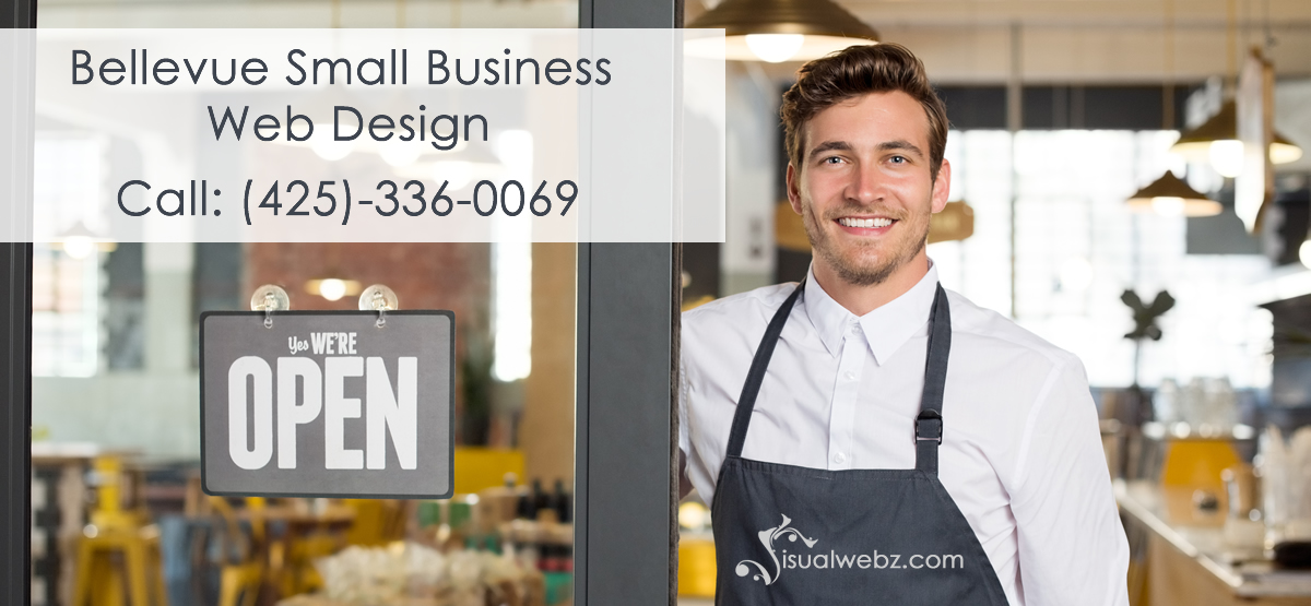 Bellevue Small Business Web Design
