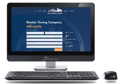Renton Website Designs SEO