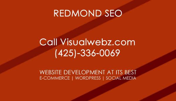 Redmond SEO