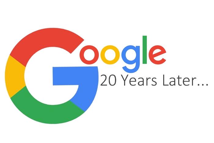 Google 20 Years - Google 20 Years