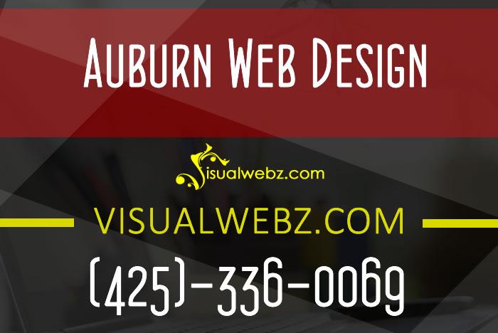 Auburn WA Web Design - Auburn Online Marketing