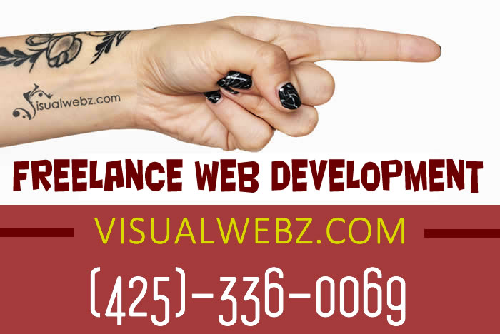Freelance Web Development Seattle Developer - Freelance Web Development