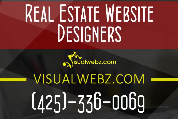 Real Estate Website Designers