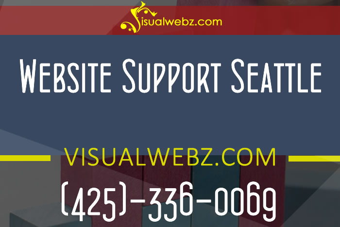 Seattle Website Support