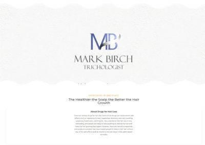 London_Web_design_services_Home_Page_Mark_Birch_Hair