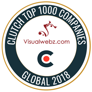 Visualwebz Top 1000 companies web design - Seattle Content Writing Services