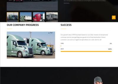 Bakersfield_CA_Web_Design_SEO_Online_Marketing_Trucking_Website_VisualwebzLLC