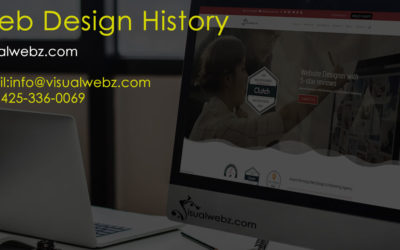 Web Design History – From 1991 – 2019 (Twenty Years in the Making)