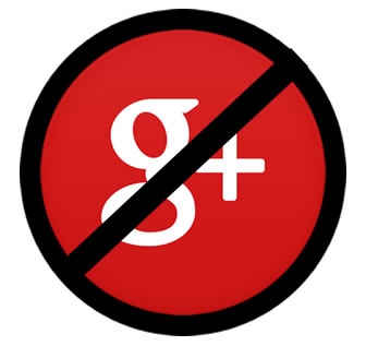 End of Google Plus