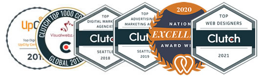 Top Web Design & SEO Awards in Seattle