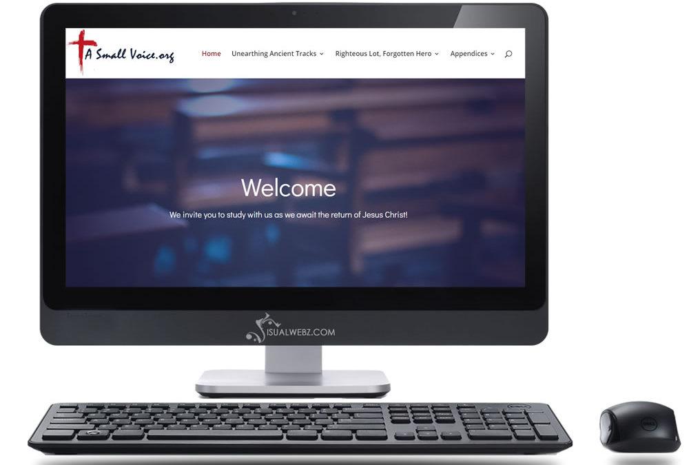 Seattle Christian Web Design Project