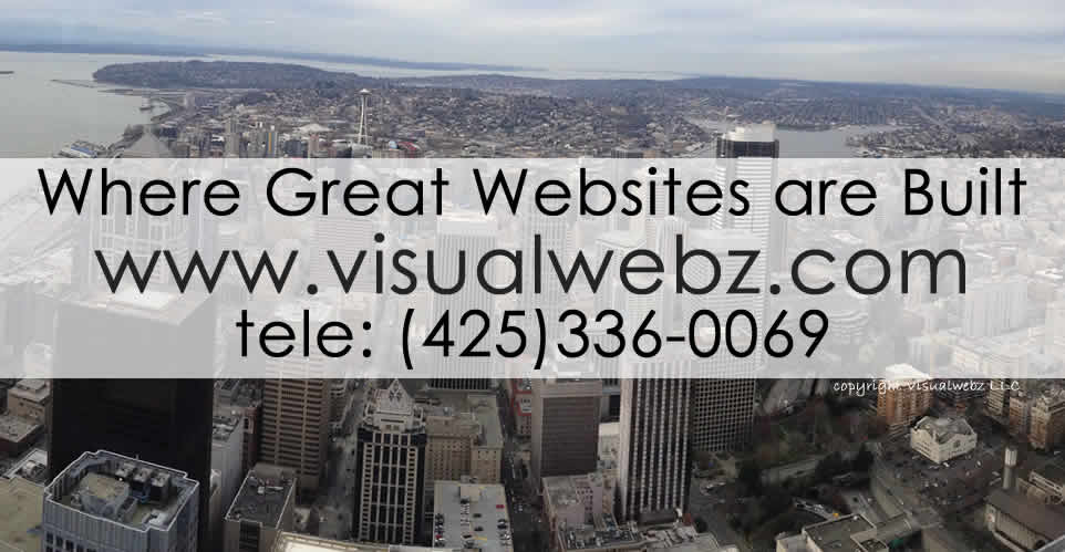 Seattle Web Design - Where Great Websites are Built