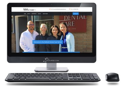 Bothell Dentist Web Design & SEO Project