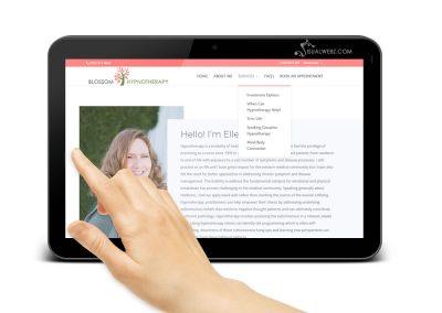 Monroe-health-web-design-SEO