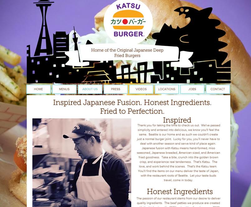 Seattle Restaurant Website 3 Seattle Web Design - Seattle Restaurant Website Design & Reviews