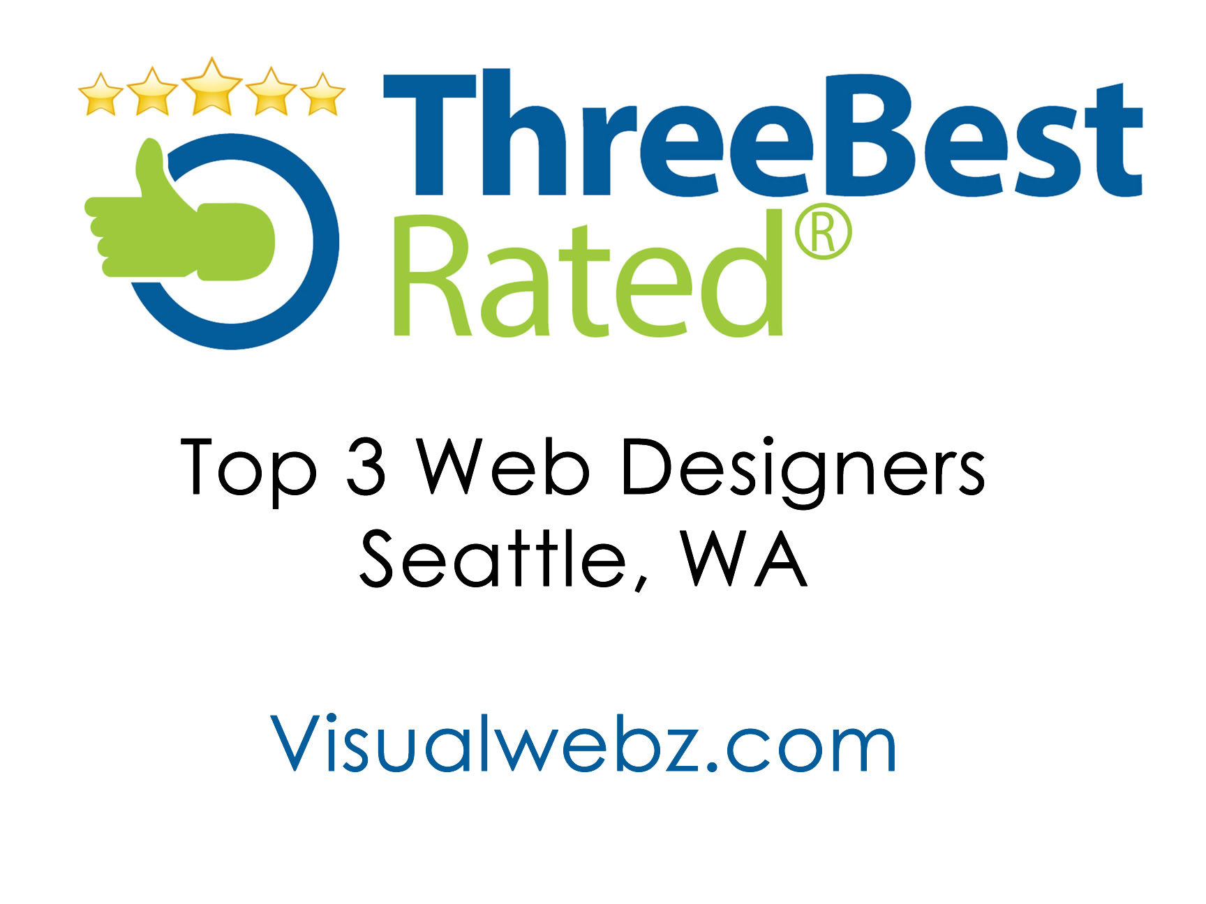 Best Web Designers In Seattle Visualwebz Com 425 336 0069