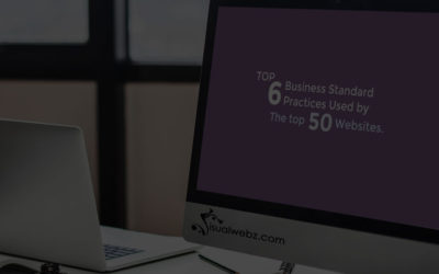 Top 50 Websites Use These 6 Standard Website Practices